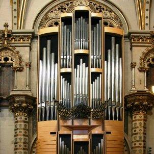 orgue Montserrat José Luiz Bernardes Ribeiro wikipedia