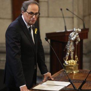 Torra presa possessió consellers Carles Palacio