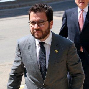 El vicepresident Pere Aragonès / ACN