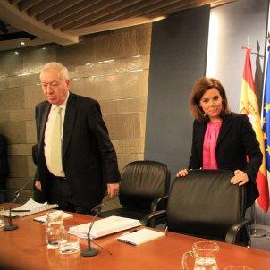 Margallo i Soraya ACN
