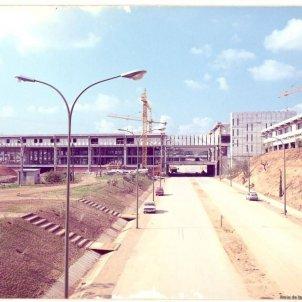 1969 1971 construccio campus UAB
