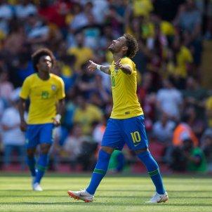 Neymar Brasil Mundial Rússia 2018 Efe