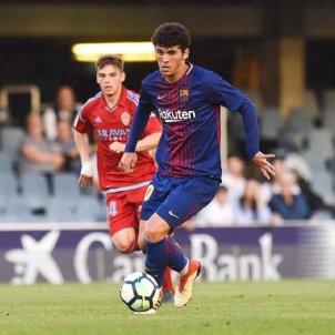 Carles Aleñà Barça FC Barcelona