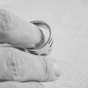 boda casament anell bn pixabay