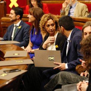 Capella el Homrani ple parlament Sergi Alcàzar