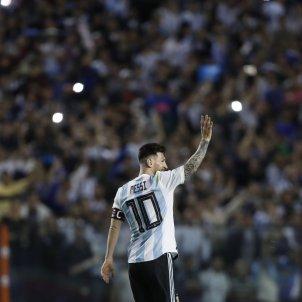 Leo Messi argentina selecció futbol   EFE