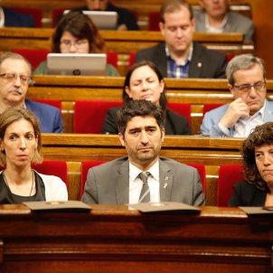 Chacón Jordà Puigneró ple parlament Sergi Alcàzar