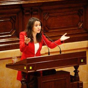 arrimadas ple parlament 060618 sergi alcazar (1)