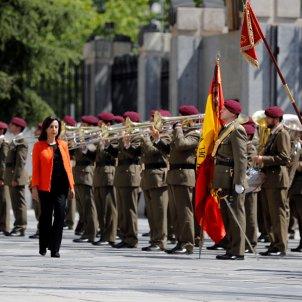 margarita robles ministra defensa efe