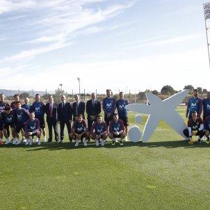 caixabank gual gortazar seleccio espanyola futbol caixabank