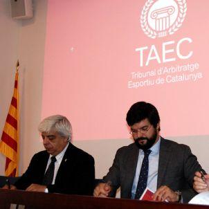 Tribunal Arbitratge Esportiu Català   UFEC