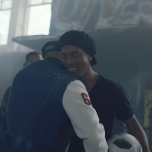 Ronaldinho Nicky Jam Will Smith VIDEO MUNDIAL