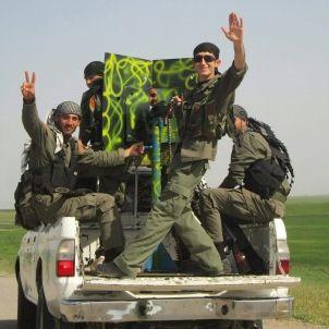 Peshmerga Kurds 3 (Kurdishstruggle)