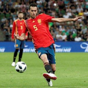 Busquets Piqué Espanya Mundial EFE