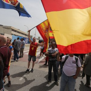 manifestació ultra Tv3 plataforma per Catalunya   carles Palacio