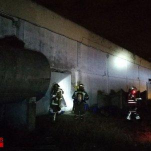incendi polinyà bombers