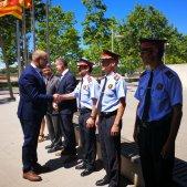 buch visita comissaries @mossos
