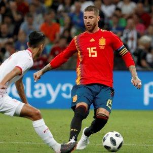 Sergio Ramos selecció espanyola Efe
