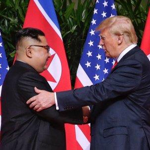 Kim Jong Un i Trump EFE