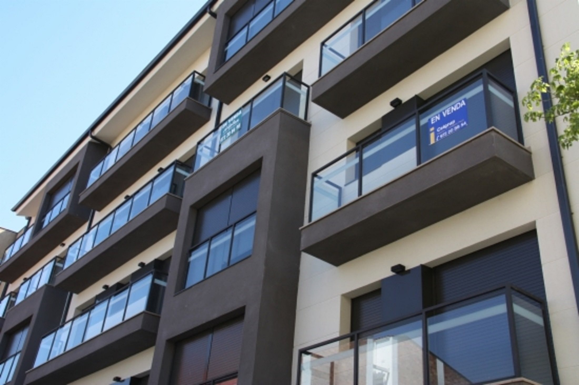 Bloque|Bloc de pisos en venta. Foto: ACN