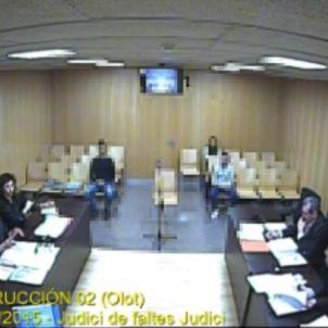 Jutgessa Olot català / ACN