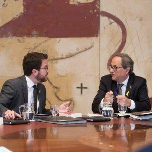 Artadi Aragones Torra Govern EFE