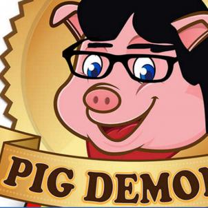 Botiga Pig Demont