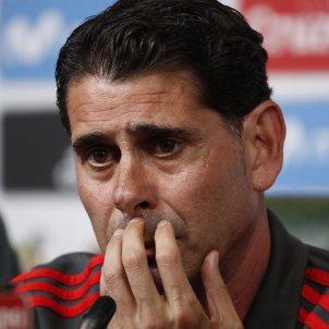 Fernando Hierro presentació selecció espanyola   EFE