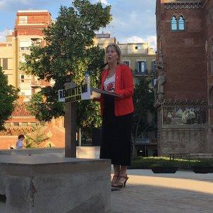 Neus Munté conferència Gisela Rodríguez