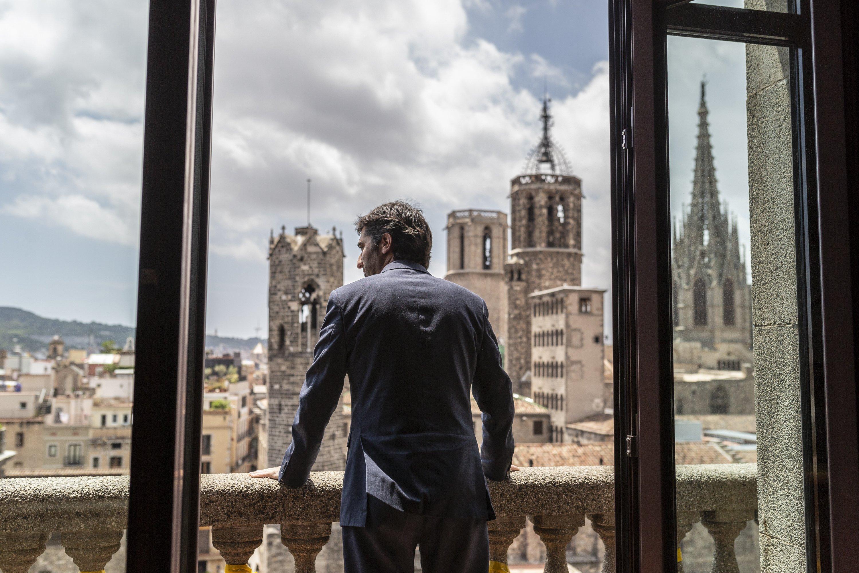 Conseller Politiques Digitals Jordi Puigneró - Sergi Alcazar