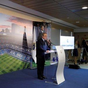 Florentino Pérez Julen Lopetegui presentació Madrid   EFE