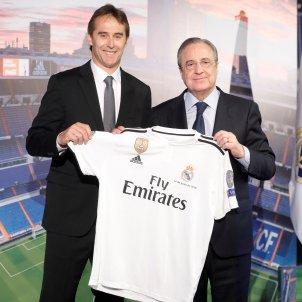 Julen Lopetegui presentació Reial Madrid Florentino Pérez   EFE