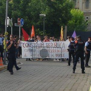 protestes Seu d'Urgell A.A.