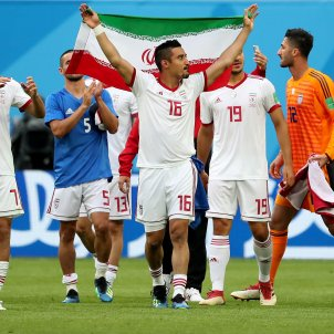 Marroc Iran Mundial Rússia Efe