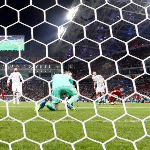 David De Gea Error Mundial Espanya Portugal Russia   EFE