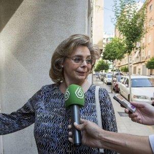 María José Alcón   La Sexta