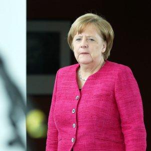 Angela Merkel EFE