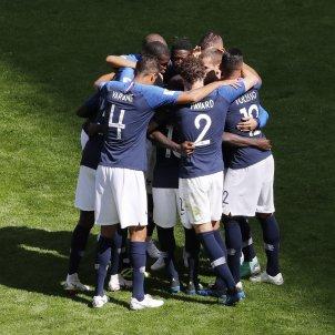 França celebraciço gol Mundial Australia   EFE