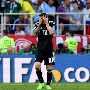 Leo Messi Mundial Argentina   EFE