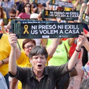 Manifestació 8 mesos Jordis - Sergi Alcàzar