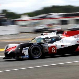 Fernando Alonso Le Mans 24 hores EFE