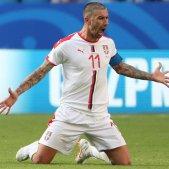 Kolarov Serbia Costa Rica Mundial Russia 2018 EFE