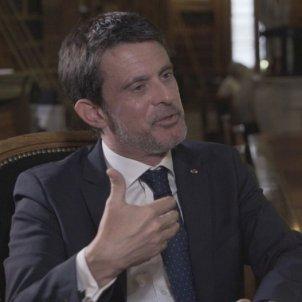 Manuel Valls entrevista 4 gats Twitter @elsuplement