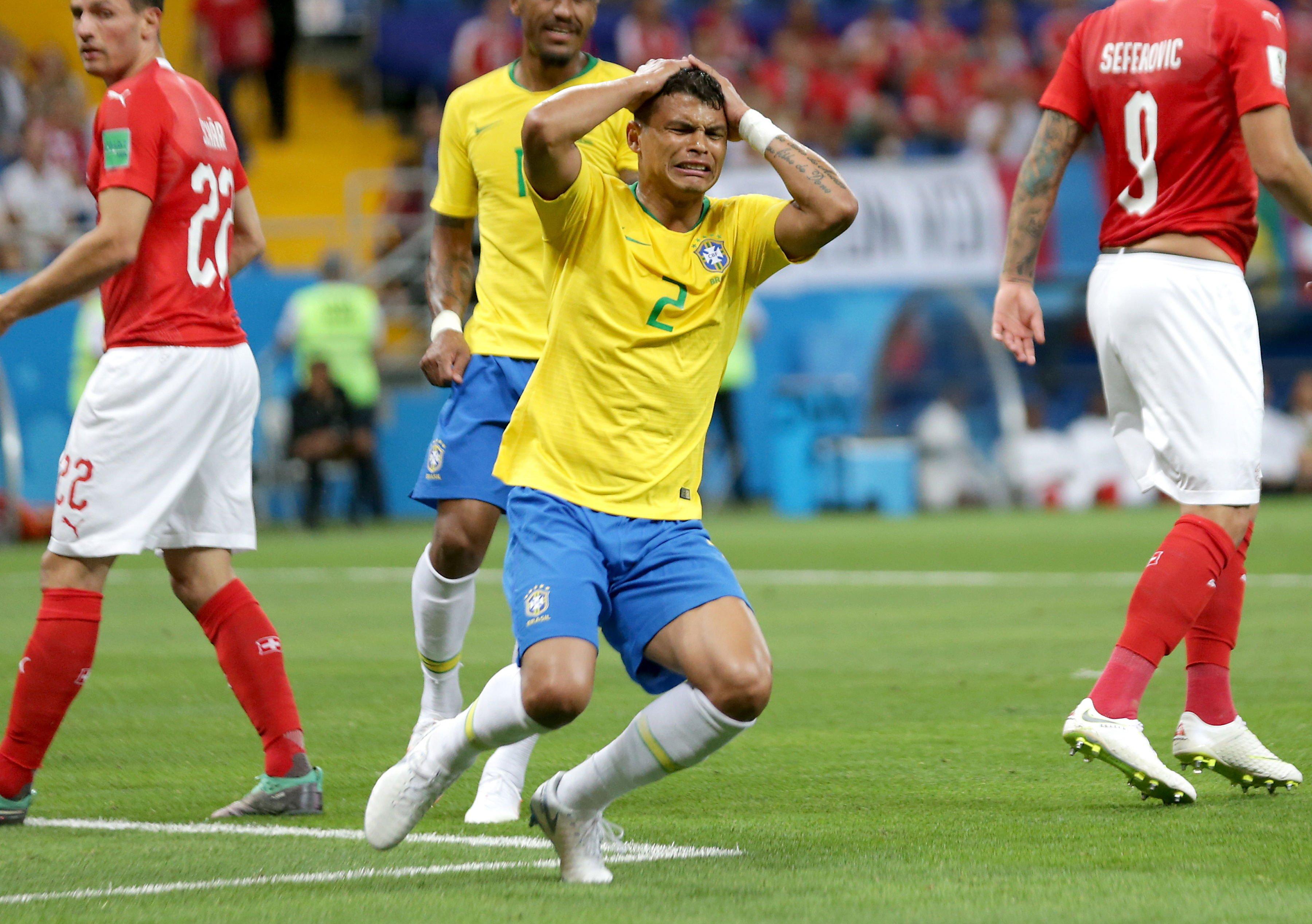 Brasil Suissa Mundial Russia   EFE