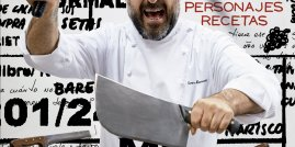 Òscar Manresa, 'Mi Boquería'. Planeta Gastro, 224 p., 24,95 €.