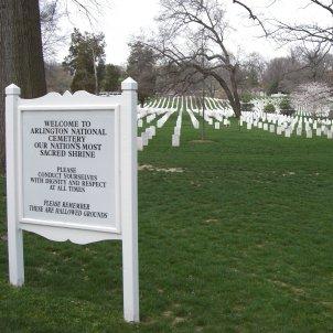 cementiri arlington 2 wikipedia