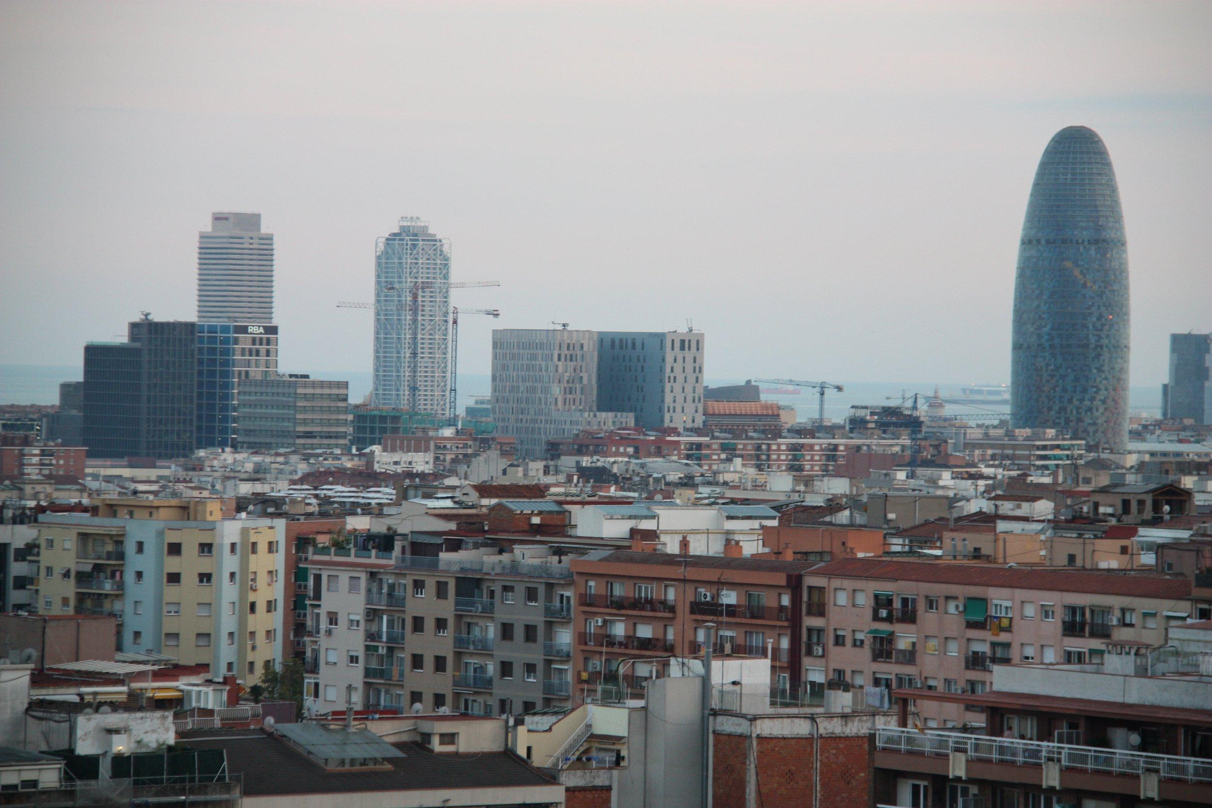 barcelona ciutat 22@ poblenou agbar ACN