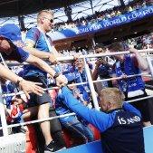 Islandia Fans Efe