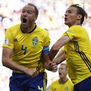 Gol Suècia Mundial Rusia   EFE