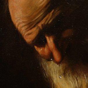 Cuadre Caravaggio Museu montserrat - roberto lázaro